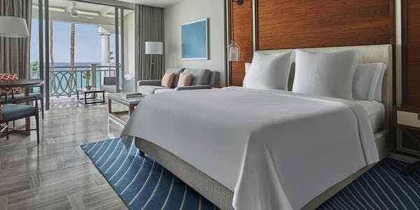 garden and ocean view rooms - hartford wing