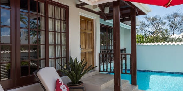 royal collection pool suites