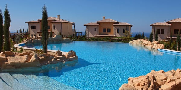 Apartments with Communal Pool, Aphrodite Hills Holiday Residences - Villas & Apartments, Paphos, Cyprus