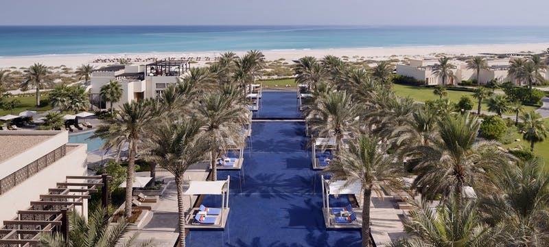 Contemporary Abu Dhabi & Thai Beach
