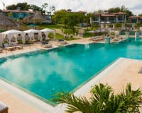 Swimming Pool at Sandals LaSource Grenada Resort & Spa, Grenada