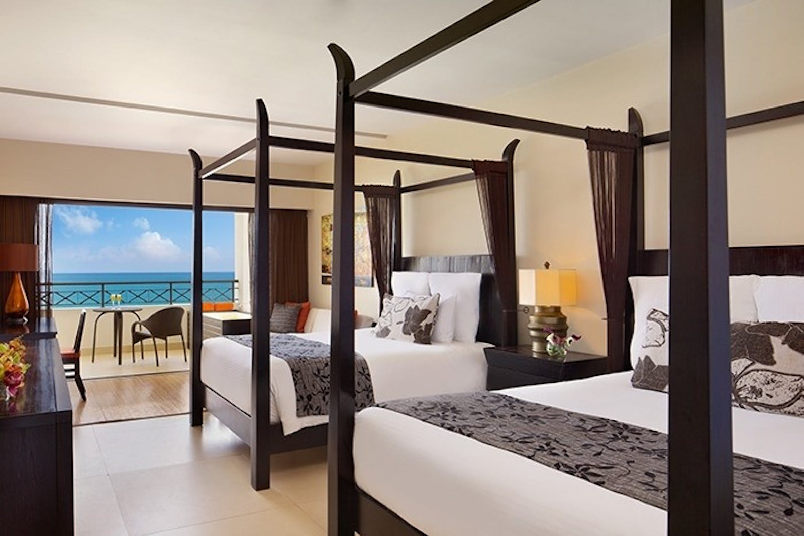 Preferred Club Junior Suite Ocean View at Secrets Wild Orchid Montego Bay, Jamaica