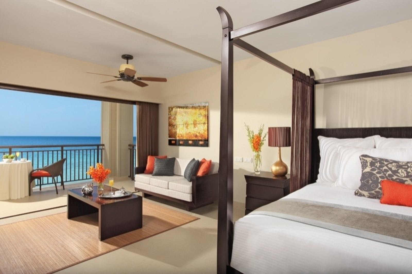 Master Suite at Secrets Wild Orchid Montego Bay, Jamaica