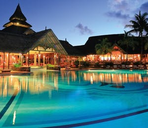 Exterior of Shandrani Beachcomber Resort & Spa, Mauritius