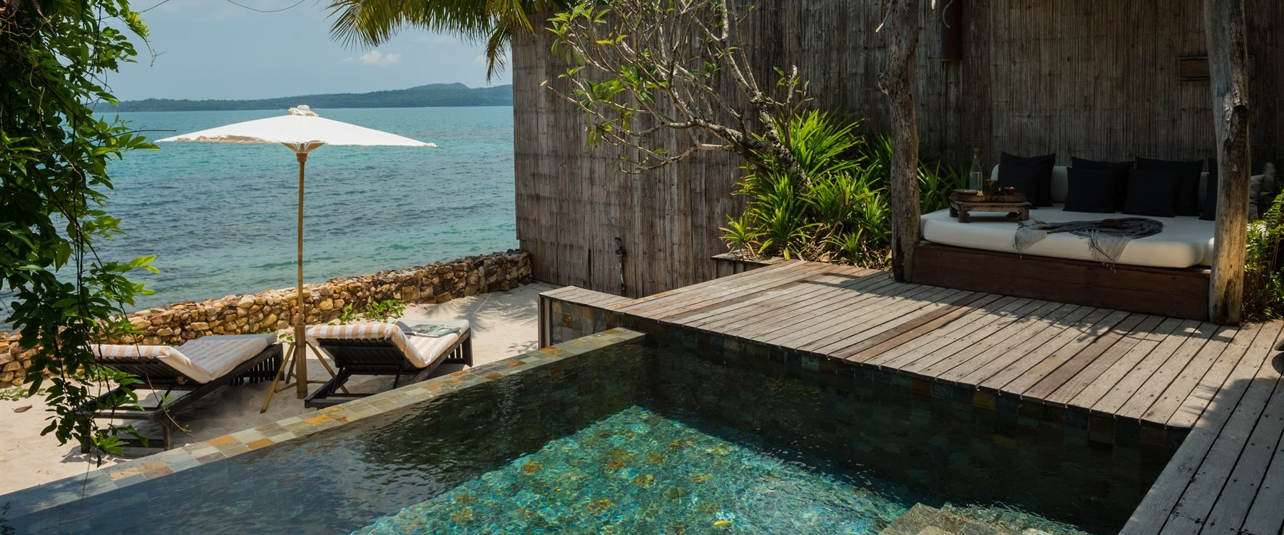 2 bedroom overwater deck at song saa private island cambodia