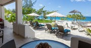 afternoon tea at spice island beach resort