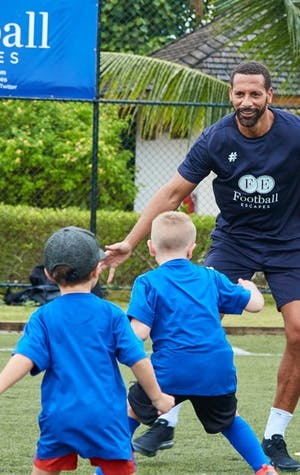 WIN a family holiday with Rio Ferdinand! tile