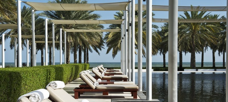 pool, The Chedi Muscat, Oman