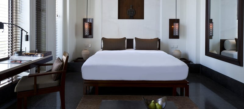 bedroom, The Chedi Muscat, Oman