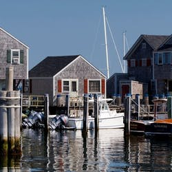 The Cottages & Loft, Boat Basin, Nantucket