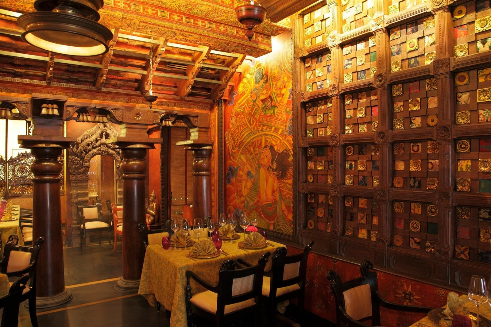 spice route at the imperial new delhi