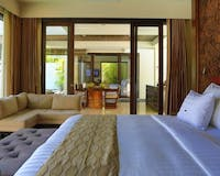 Bedroom at The Seminyak Beach Resort & Spa