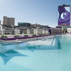 The Pool at The Cosmopolitan of Las Vegas