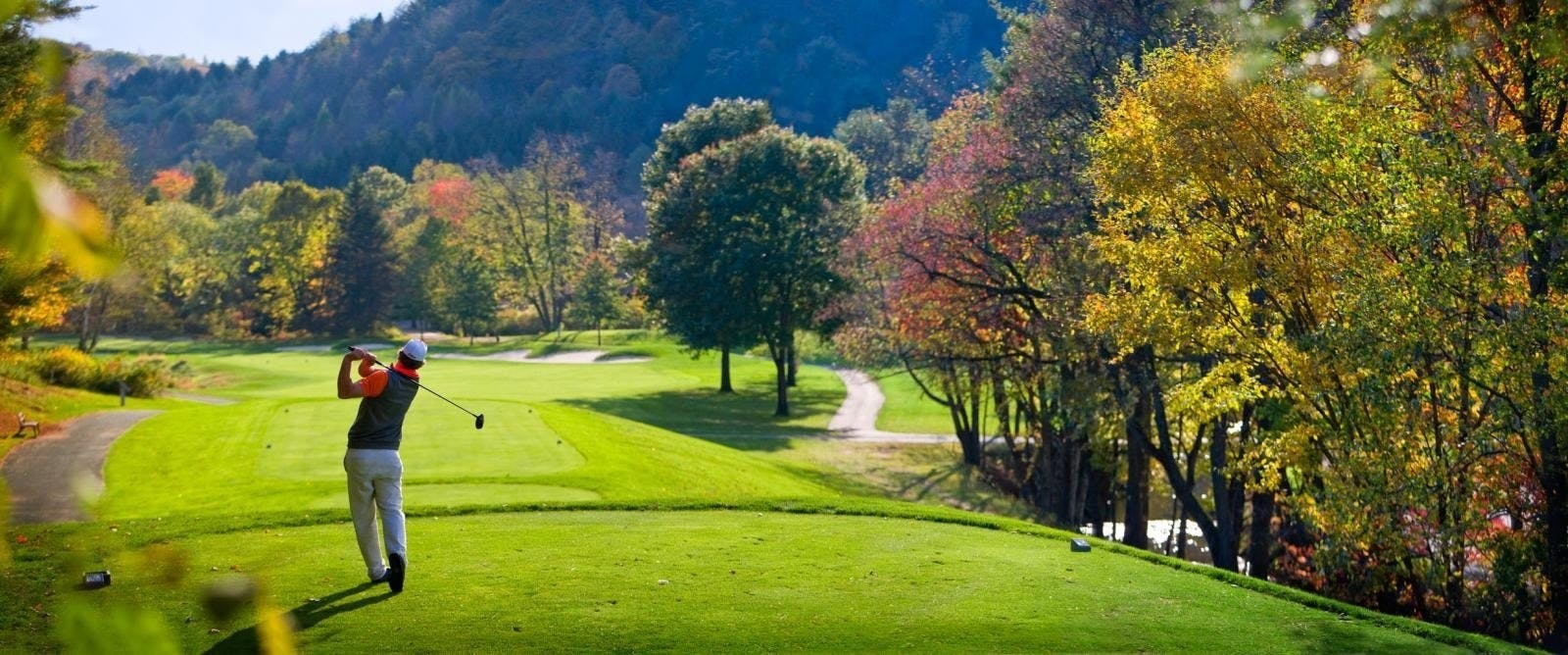 Gold Course at Woodstock Inn & Resort, Vermont