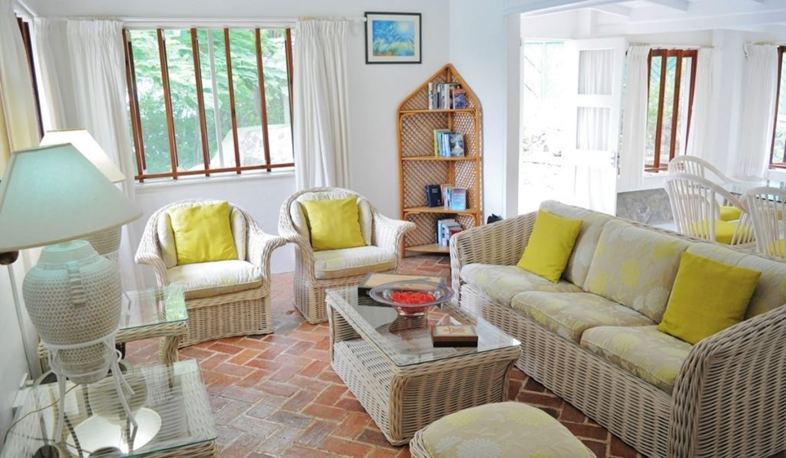 Duvernette Suite at Young Island, St. Vincent & The Grenadines, Caribbean