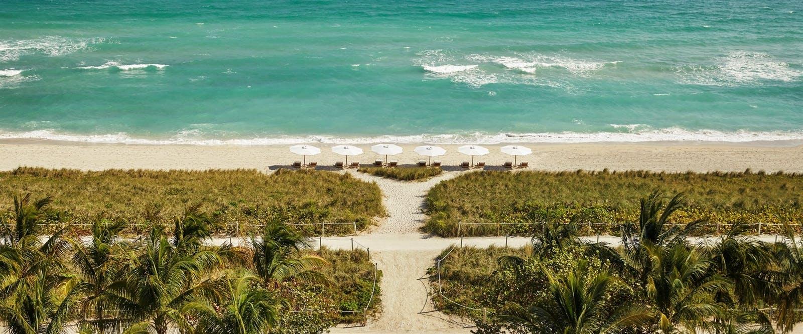 Four Seasons Hotel at The Surf Club, Miami & Florida's Coast