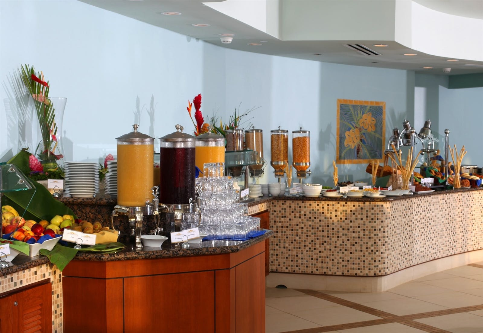 Breakfast Buffet at Magdalena Grand Beach & Golf Resort