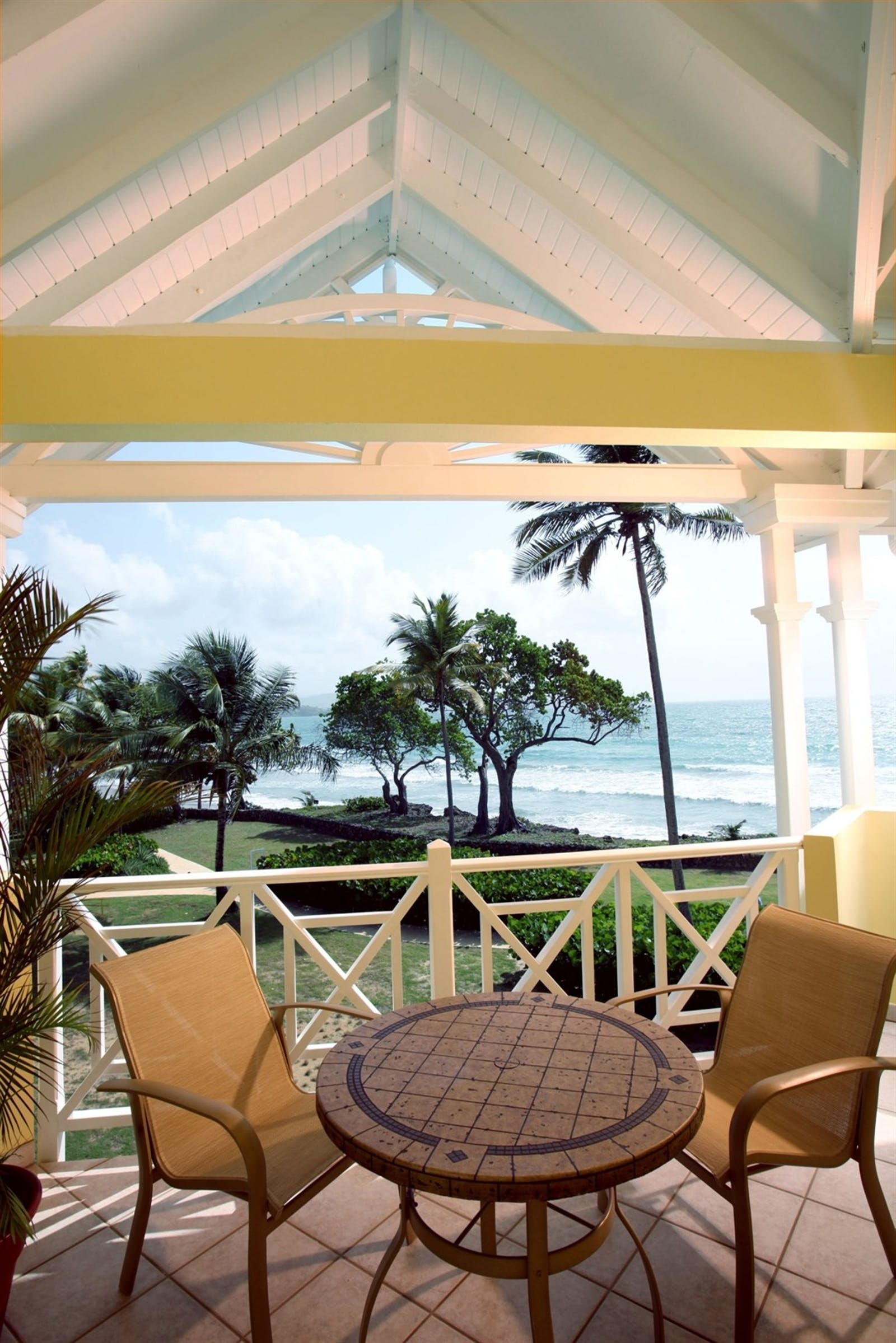 Deluxe Oceanfront Balcony at The Lobby of Magdalena Grand Beach & Golf Resort