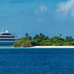 Four Seasons Cruise around the Maldives