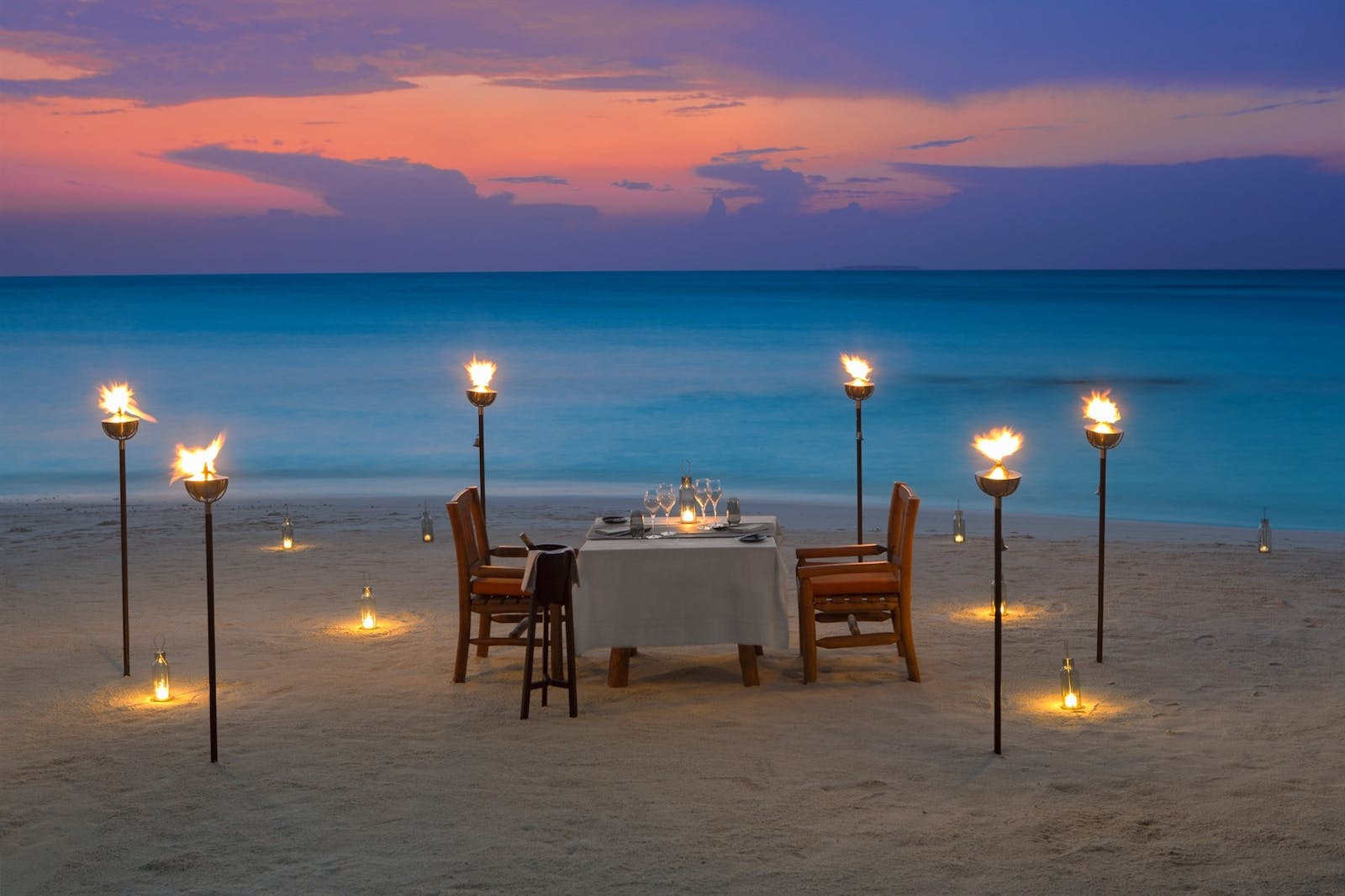 Destination Dining, Milaidhoo, Maldives