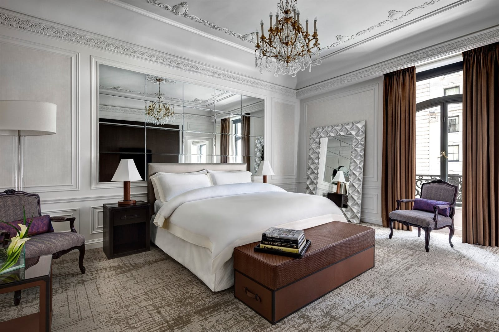 milano suite at the st regis new york