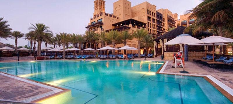 Pool Area at Madinat Jumeirah Mina A'Salam, Dubai