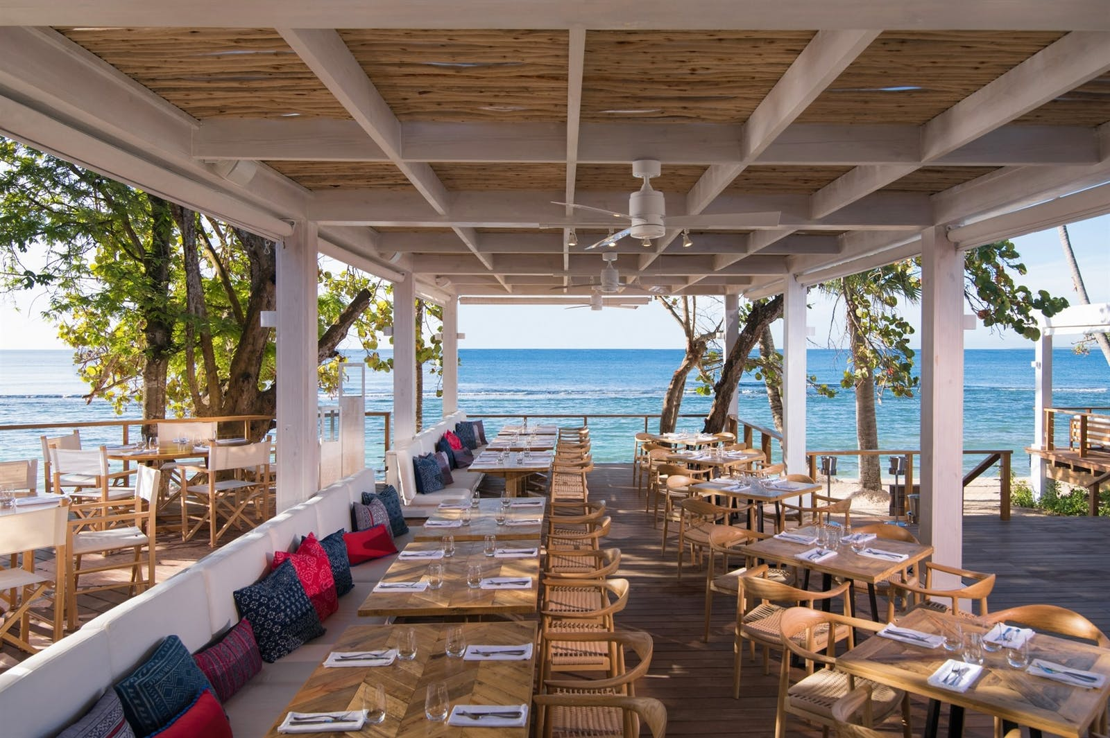 Minitas Restaurant at Casa De Campo Resort & Villas, Dominican Republic, Caribbean