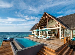 Four Seasons Landaa Giraavaru's new overwater accommodation