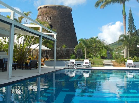Swimming Pool at Montpelier Plantation & Beach