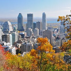 luxury holidays to Montreal