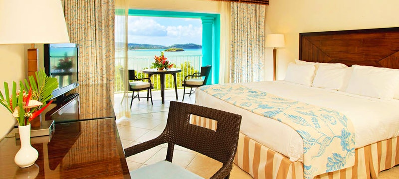 Ocean View Suite St james's Club Morgan Bay, St Lucia