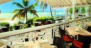 Restaurant at St james's Club Morgan Bay, St Lucia