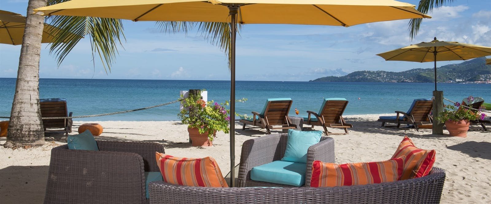 Beach Cabana at Mount Cinnamon, Grenada