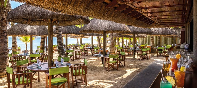 La Plage at Dinarobin Beachcomber Golf Resort & Spa, Mauritius