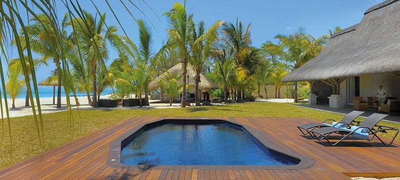 Dinarobin Villa at Dinarobin Beachcomber Golf Resort & Spa, Mauritius