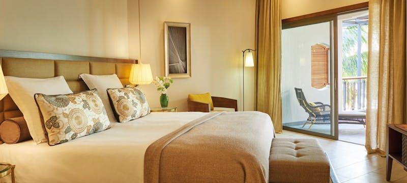 Junior Suite at Royal Palm Beachcomber Luxury, Mauritius