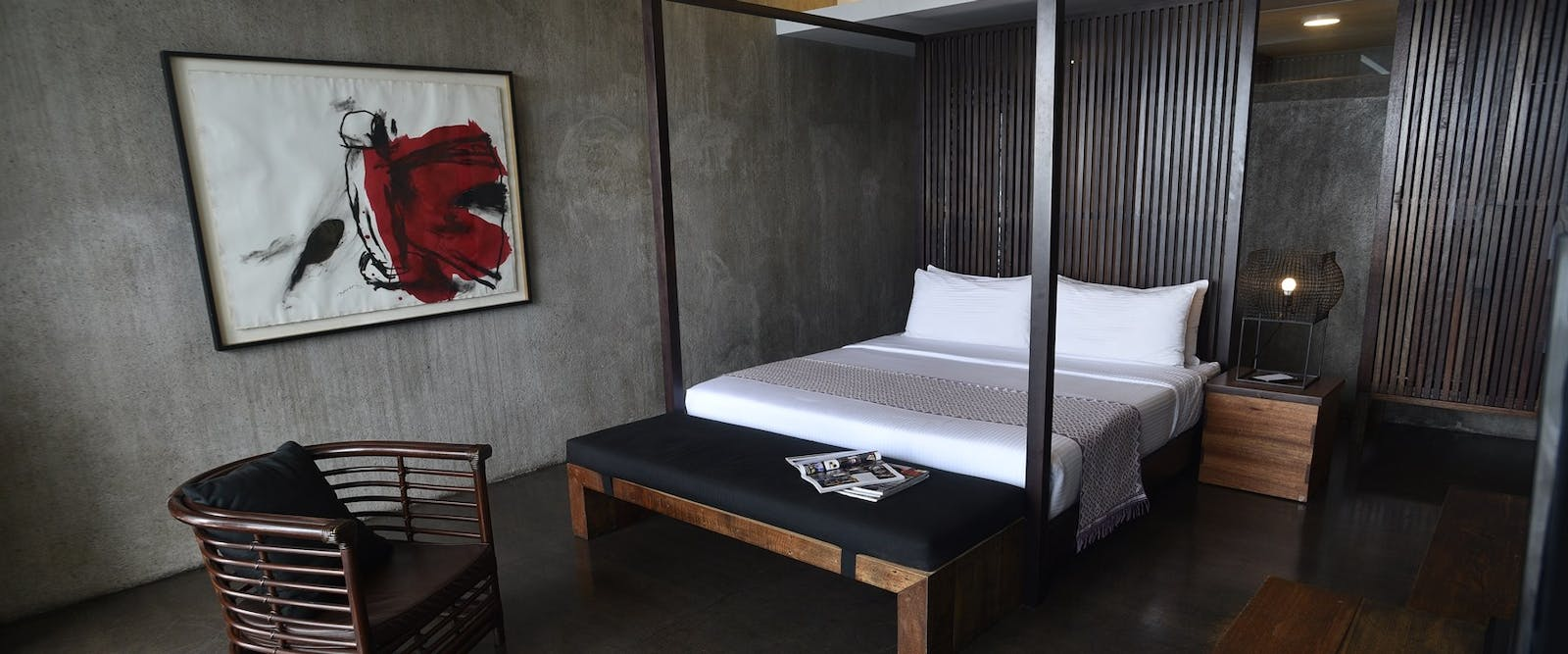 Superior bedroom, Domicillo Design Hotel