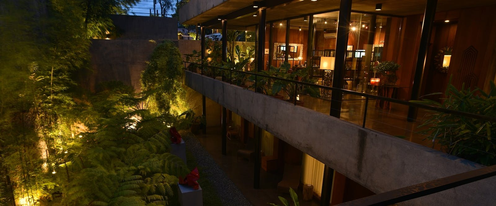 Exterior of Domicillo Design Hotel