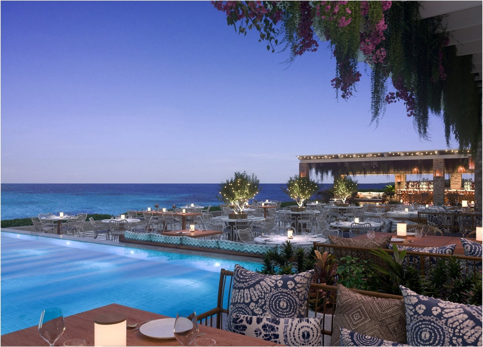 Mykonos Social, Santa Marina, a Luxury Collection Resort, Mykonos, Greece
