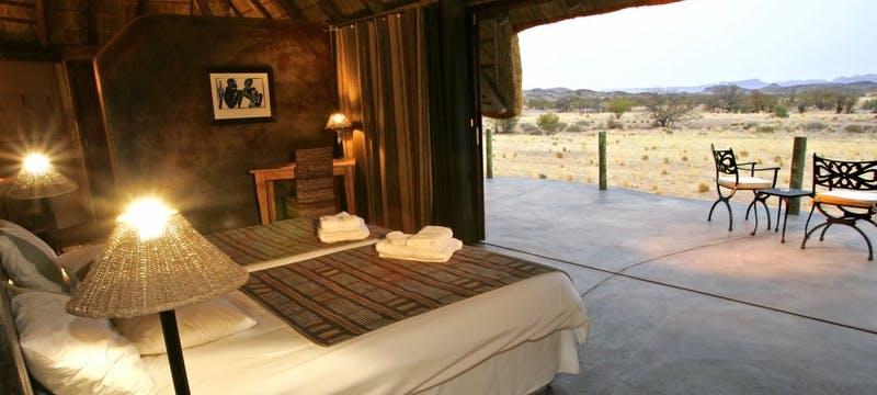 Bedroom at Doro Nawas