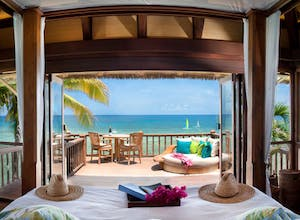 Necker Island: luxury in the Caribbean
