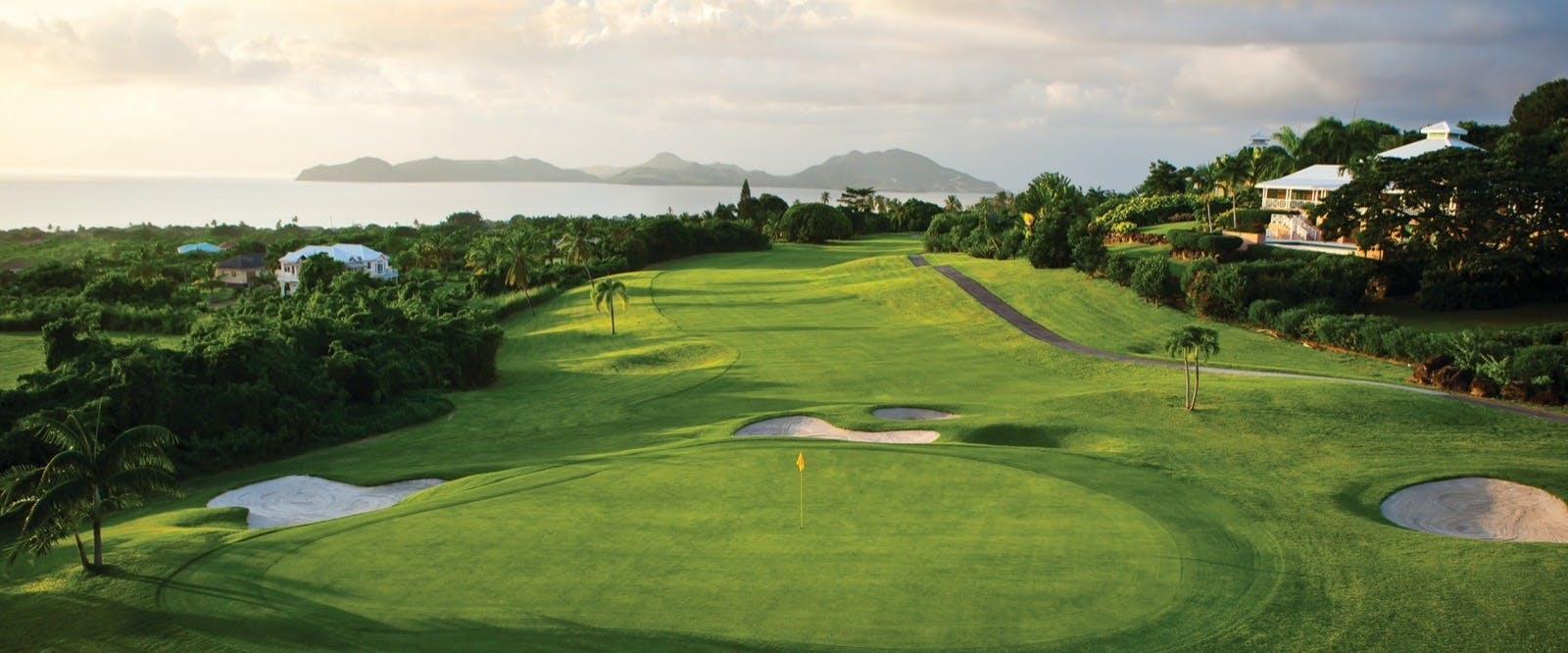 Golf at Four Seasons Resort Nevis