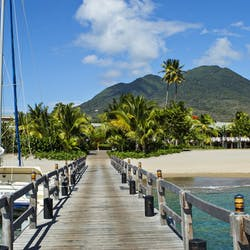 luxury holidays to nevis