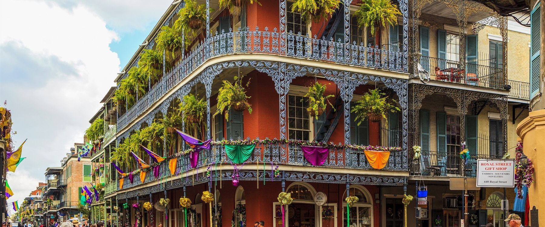 luxury new orleans holidays