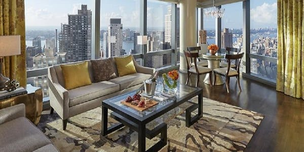 new york skyline suite