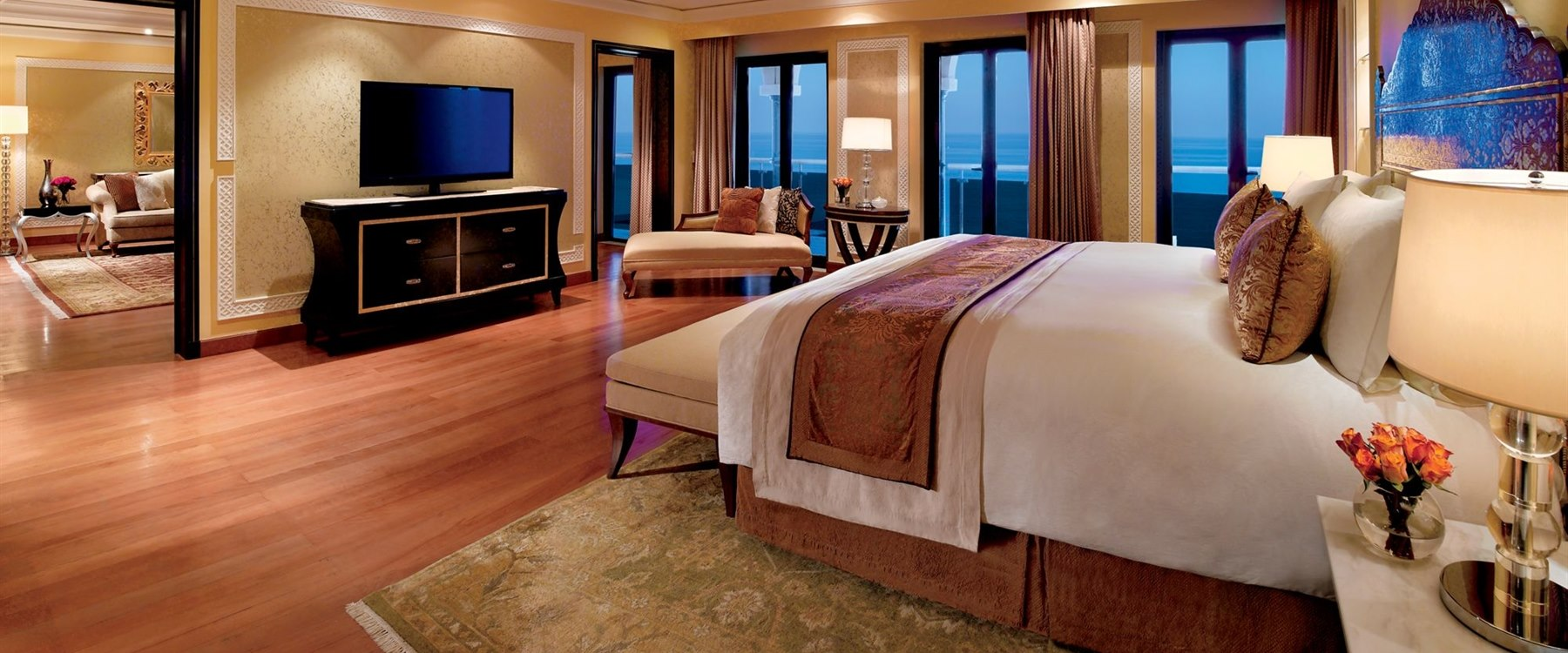 Presidential Mountain View Suite at Al Bustan Palace, A Ritz-Carlton Hotel, Muscat