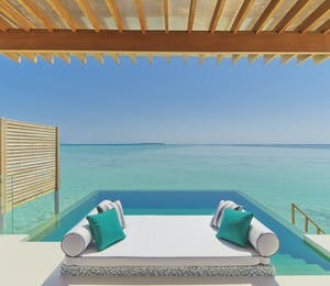 Ocean Pool View at Niyama Private Islands, Maldives