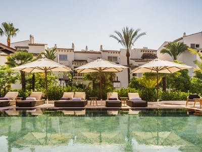 Adult-Only Luxury at Nobu Marbella