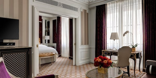 astor suite at the st regis hotel new york