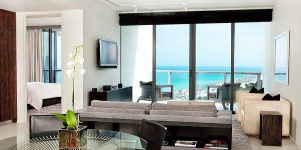 Oasis Suite at W South Beach